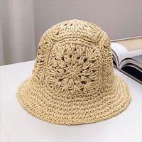 Kids Teddy(キッズ テディーショップ)の帽子/麦わら帽子・ストローハット・カンカン帽