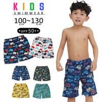 Kids Teddy(キッズ テディーショップ)の水着/水着(男の子用)
