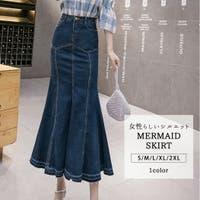 teddyshop(テディーショップ)のスカート/デニムスカート