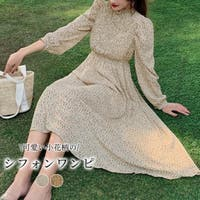 teddyshop(テディーショップ)のワンピース・ドレス/シフォンワンピース