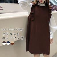 teddyshop(テディーショップ)のワンピース・ドレス/ニットワンピース