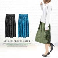 terracotta(テラコッタ)のスカート/ひざ丈スカート