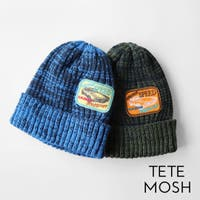 tetemosh(テテモッシュ)の帽子/ニット帽