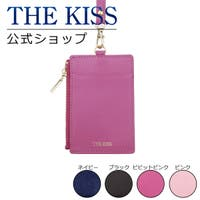 THE KISS (ザ・キッス )の小物/パスケース・定期入れ・カードケース