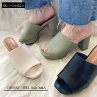 non-hedge (ノンヘッジ)のシューズ・靴/サンダル