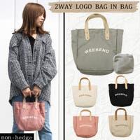 non-hedge (ノンヘッジ)のバッグ・鞄/ショルダーバッグ
