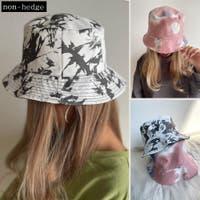 non-hedge (ノンヘッジ)の帽子/ハット