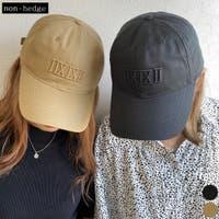 non-hedge (ノンヘッジ)の帽子/キャップ