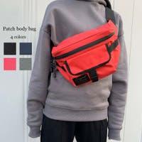 Tiss uNder(ティスアンダー)のバッグ・鞄/ウエストポーチ・ボディバッグ