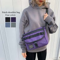 Tiss uNder(ティスアンダー)のバッグ・鞄/メッセンジャーバッグ