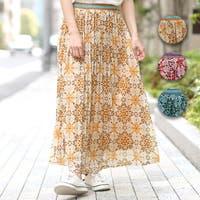 チチカカ(チチカカ)のスカート/プリーツスカート