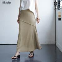 titivate(ティティベート)のスカート/ロングスカート・マキシスカート
