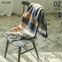 titivate(ティティベート)の小物/ストール