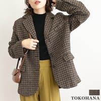 TOKOHANA(トコハナ)のアウター(コート・ジャケットなど)/テーラードジャケット