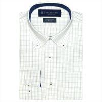 TOKYO SHIRTS   【SUPIMA】形態安定 ボタンダウン 綿100% 長袖ビジネスワイシャツ