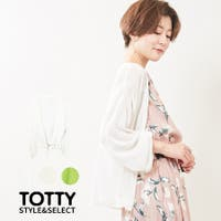 TOTTY(トッティ)のトップス/カーディガン