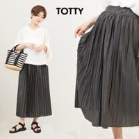 TOTTY(トッティ)のスカート/プリーツスカート