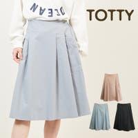 TOTTY(トッティ)のスカート/ひざ丈スカート