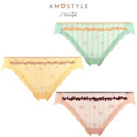 AMOSTYLE BY Triumph(アモスタイルバイトリンプ)のインナー・下着/ショーツ