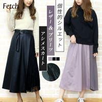 Fetch(フェッチ)のスカート/プリーツスカート