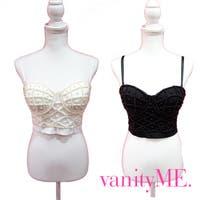 vanityME.  (ヴァニティーミー)のトップス/チューブトップ・ベアトップ
