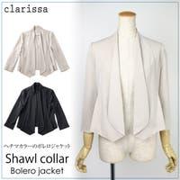 clarissa(クラリッサ)のアウター(コート・ジャケットなど)/テーラードジャケット