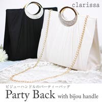clarissa(クラリッサ)のバッグ・鞄/パーティバッグ