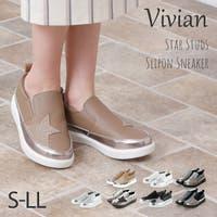 VIVIAN Collection (ヴィヴィアンコレクション )のシューズ・靴/スリッポン