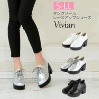 VIVIAN Collection (ヴィヴィアンコレクション )のシューズ・靴/ウェッジソール
