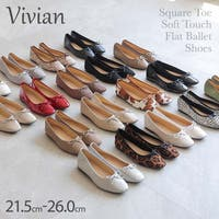 VIVIAN Collection (ヴィヴィアンコレクション )のシューズ・靴/フラットシューズ
