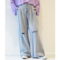 w closet OUTLET(ダブルクローゼットアウトレット)のパンツ・ズボン/デニムパンツ・ジーンズ