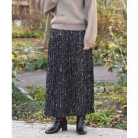 w closet OUTLET(ダブルクローゼットアウトレット)のスカート/プリーツスカート