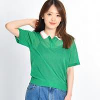 WEGO【WOMEN】(ウィゴー)のトップス/ポロシャツ