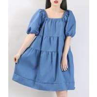 WEGO【WOMEN】(ウィゴー)のワンピース・ドレス/デニムワンピース