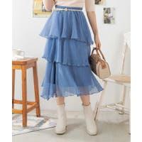WEGO【WOMEN】(ウィゴー)のスカート/ティアードスカート