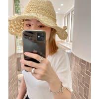 WEGO【WOMEN】(ウィゴー)の帽子/麦わら帽子・ストローハット・カンカン帽