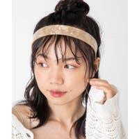 WEGO【WOMEN】(ウィゴー)のヘアアクセサリー/カチューシャ