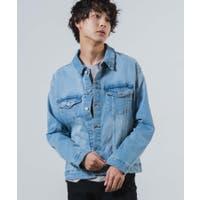 WEGO【MEN】(ウィゴー)のアウター(コート・ジャケットなど)/デニムジャケット
