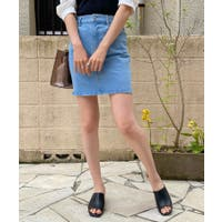 WEGO【WOMEN】(ウィゴー)のスカート/デニムスカート