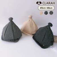 CLARAH(クララ)のベビー/ベビー帽子
