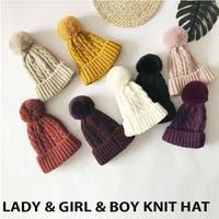 CLARAH(クララ)の帽子/ニット帽