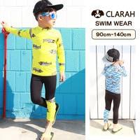 CLARAH(クララ)の水着/ラッシュガード