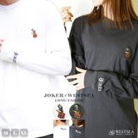 WESTSEA(ウエストシー)のトップス/Tシャツ
