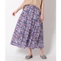 THE SHOP TK(ザショップティーケー)のスカート/ロングスカート・マキシスカート