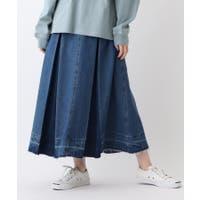BASE STATION(ベースステーション)のスカート/デニムスカート