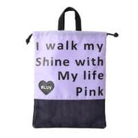 PINK-latte(ピンクラテ)のバッグ・鞄/トートバッグ