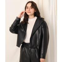 Couture brooch(クチュールブローチ)のアウター(コート・ジャケットなど)/ライダースジャケット