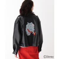 AG by aquagirl(エージーバイアクアガール)のアウター(コート・ジャケットなど)/ライダースジャケット