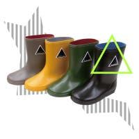 YOUR'S ARMY WORLD (ユアーズアーミーワールド)のシューズ・靴/レインブーツ・レインシューズ