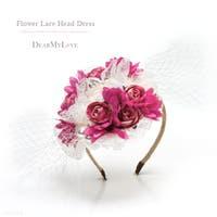 DearMyLove(ディアマイラブ)のヘアアクセサリー/カチューシャ